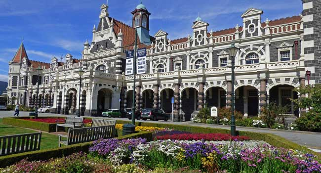 Post23 RailroadDunedinNewZealand - 3 NZ Casinos That You Need to Visit