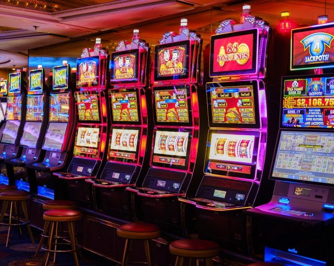 pokie places 690x550 - The Most Popular Pokie Places in NZ